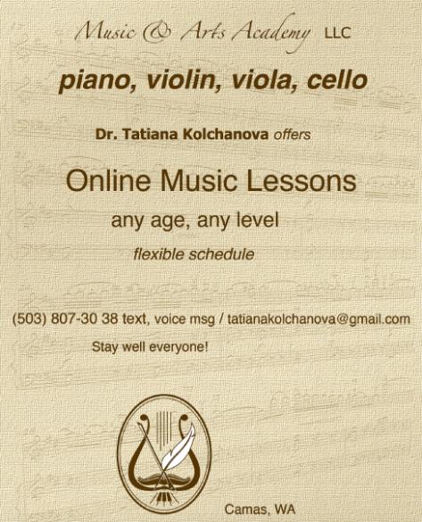 MusicArtsAcademy:Advert.2020